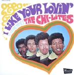 the chi-lites - i like your lovin'