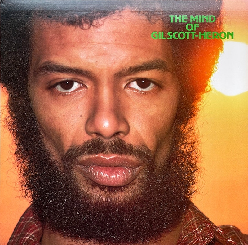gil scott-heron - the mind of gil scott-heron