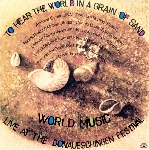to hear the world in a grain of sand  - world music - live at the donaueschingen festival