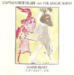 captain beefheart & his magic band - shiny beast (180 gr.)