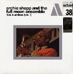 archie shepp and the full moon ensemble - live in antibes (vol.1)